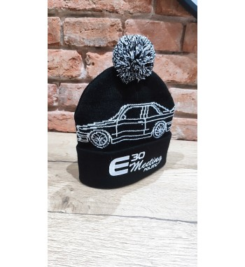 Winter hat with e30 Meeting...