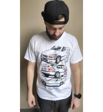 T-shirt męski e36 M3 LTW