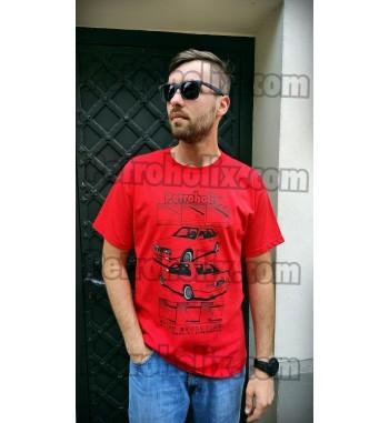 T-shirt męski e30 M3 Sport...